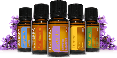 dōTERRA Essential Oil Introductory Class