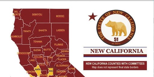 5th New California State Convention