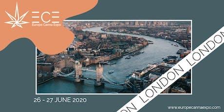 Europe Canna Expo London  tickets