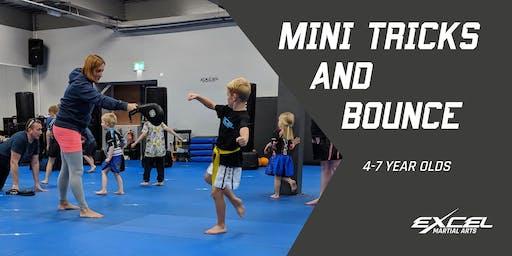 Mini Tricks and Bounce Workshop