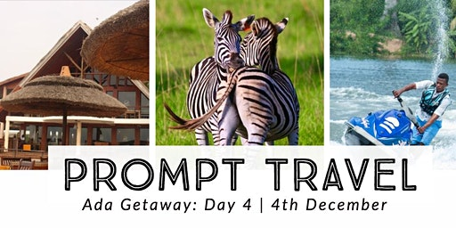Experience Ghana: Ada Getaway