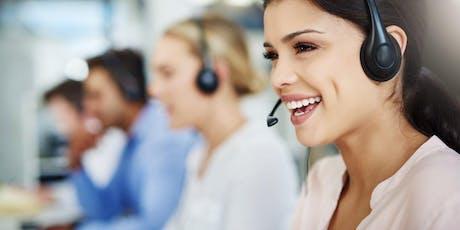 Corso professionale per telefoniste - TELEMARKETER ESPERTO biglietti