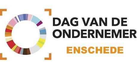 Dag van de Ondernemer - Enschede tickets