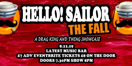 Hello! Sailor: The Fall tickets