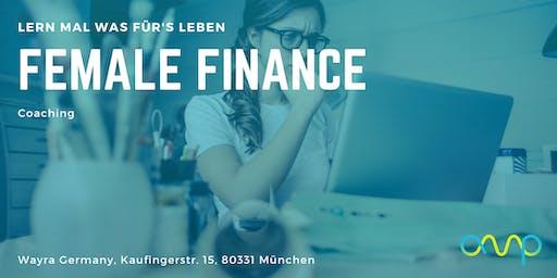 Lern mal was für's Leben - Female Finanzcoaching