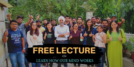 Learn how to Increase your mind's potential. (Free Lecture) tickets