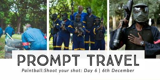 Experience Ghana: Shoot Your Shot