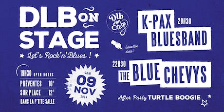 DLB on STAGE ★ Let's Rock'n'Blues #12 tickets