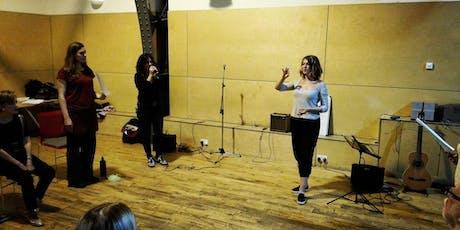 Stage Presence Workshop with Elena Dana tickets