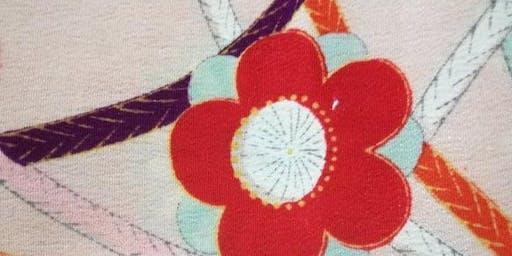 Paper Kimono Making