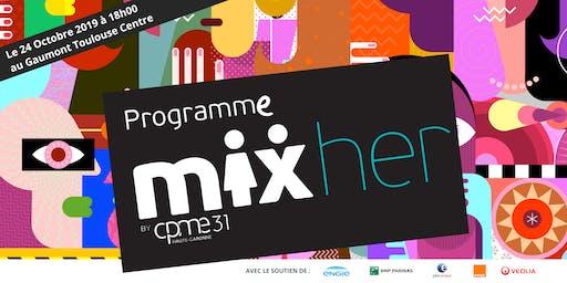 Mix'Her Meeting : Soirée de lancement du programme by CPME31