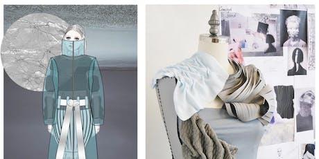Beginners Workshop in Fashion Design & Textiles tickets