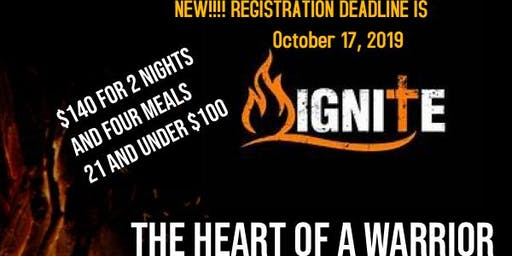MCC Ignite The Heart Of The Warrior Conference