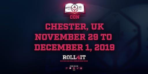 Roll4ItCON 2019 Meet & Greet