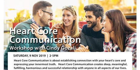 Heart Core Communication Workshop tickets