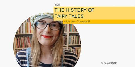 The History of Fairy Tales with Jen Campbell tickets