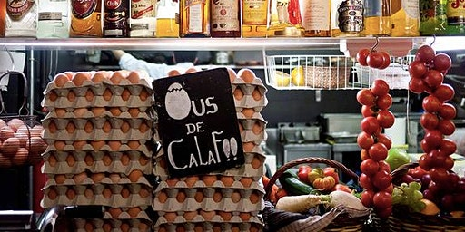 Barcelona Taste Food Tour, Poble-Sec // Friday, 4 September