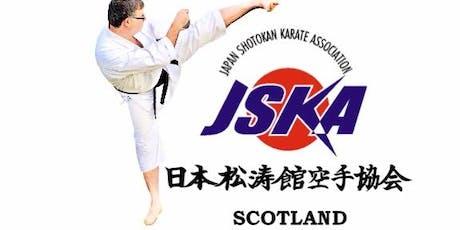 Shotokan Kata Bunkai Masterclass (Level 1) tickets