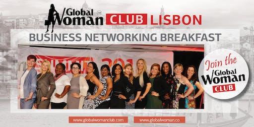 GLOBAL WOMAN CLUB LISBON: BUSINESS NETWORKING BREAKFAST - NOVEMBER
