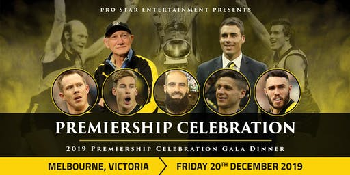 2019 Richmond Premiership Celebration Gala