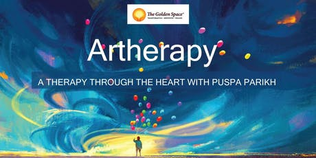 Artherapy - Colouring the World with your Heart tickets