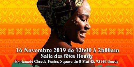 VILLAGE AFRICAIN DE BONDY billets