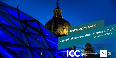 NetLeg Networking Event | @La Lanterna Rome biglietti