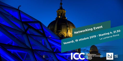 NetLeg Networking Event | @La Lanterna Rome