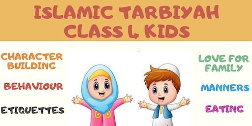 Children's Free Tarbiyah Class