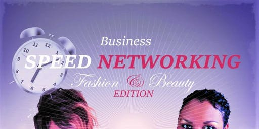 Business Speed Networking-FASHION & BEAUTY INDUSTRY