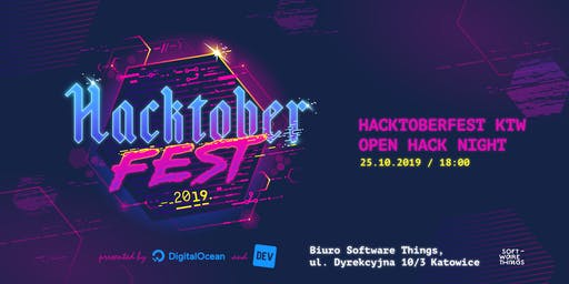 HACKTOBERFEST KTW OPEN HACK NIGHT