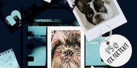 Pet Portrait Evening Workshops tickets