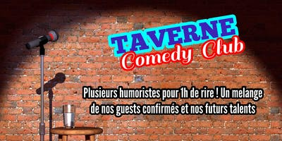 Taverne+Comedy+Club