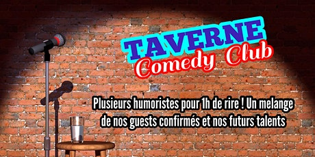 Taverne Comedy Club billets