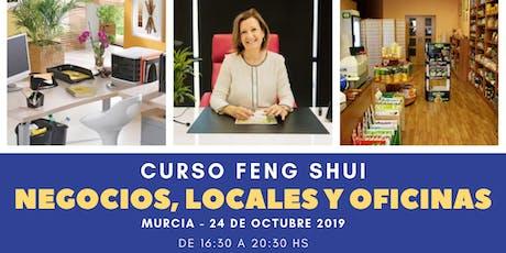 CURSO FENG SHUI PARA NEGOCIOS, LOCALES Y OFICINAS entradas