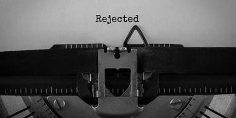 Professional Development: How to deal with rejection and stay motivated tickets