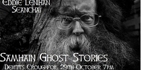 Ghost Stories with  Eddie Lenihan tickets