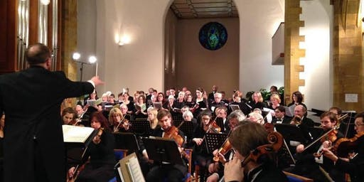 Charity Concert in Aid of Bedford Homeless Partnership
