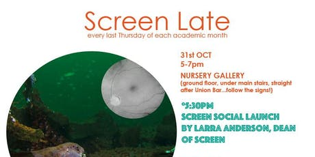 Screen School Late- Screen Social Launch! tickets