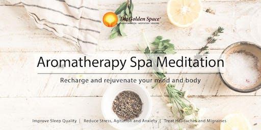 Aromatherpy Spa Meditation