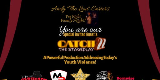 Catch 22 The Stageplay