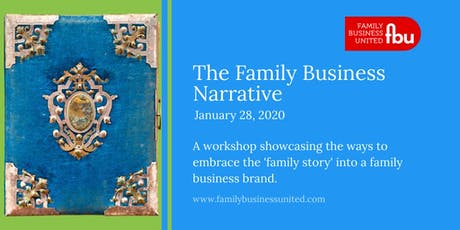 The Family Business Narrative tickets