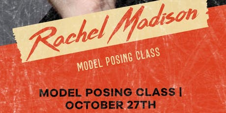 Model Posing Class & Power Photo Shoot tickets