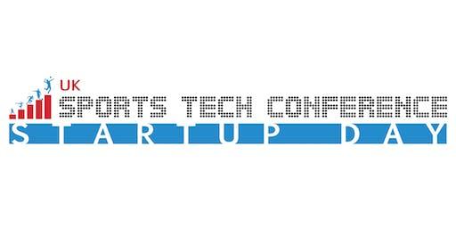 UK Sports Tech Startup Day 2019
