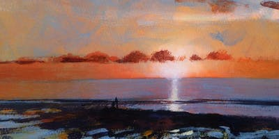 A Winter Walk - Watercolour Workshop with Glyn Macey and Winsor & Newton