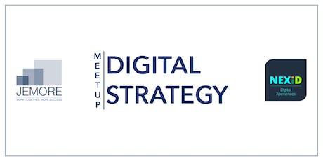 Digital Strategy Meetup biglietti