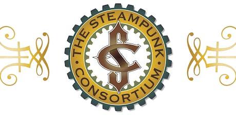 The Steampunk Consortium Monthly Salon tickets