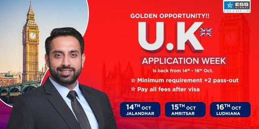 UK Application Week
