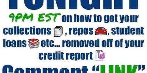 Free Credit Seminar