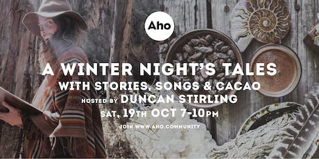 A Winter Nights Tales hosted by Duncan Stirling tickets
